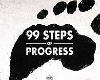99 Steps of Progress by Maentis | Inspirationfeed
