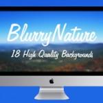 blurry-nature