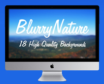 blurry-nature