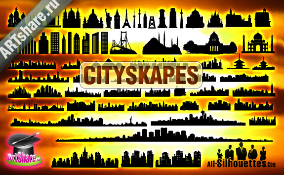 vector-cityscapes1