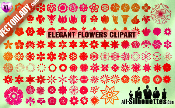 vector-flowers-clipart1