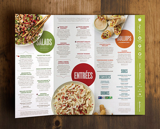 Beautiful restaurant menu designs inspirationfeed