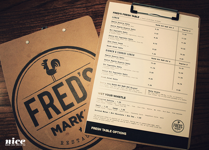 Fred's Market