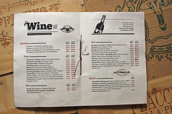 35 beautiful restaurant menu designs inspirationfeed