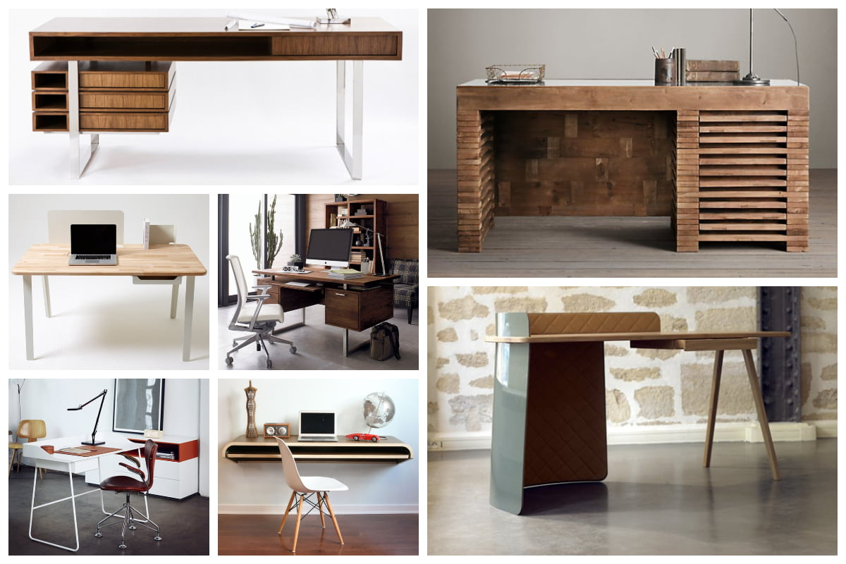 - 21 Aesthetic Computer Desk Designs Inspirationfeed