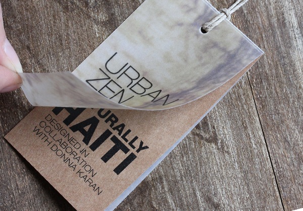 Urban Zen - Naturally Haiti Tags