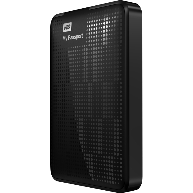 Western Digital My Passport WDBY8L0020BBK-NESN