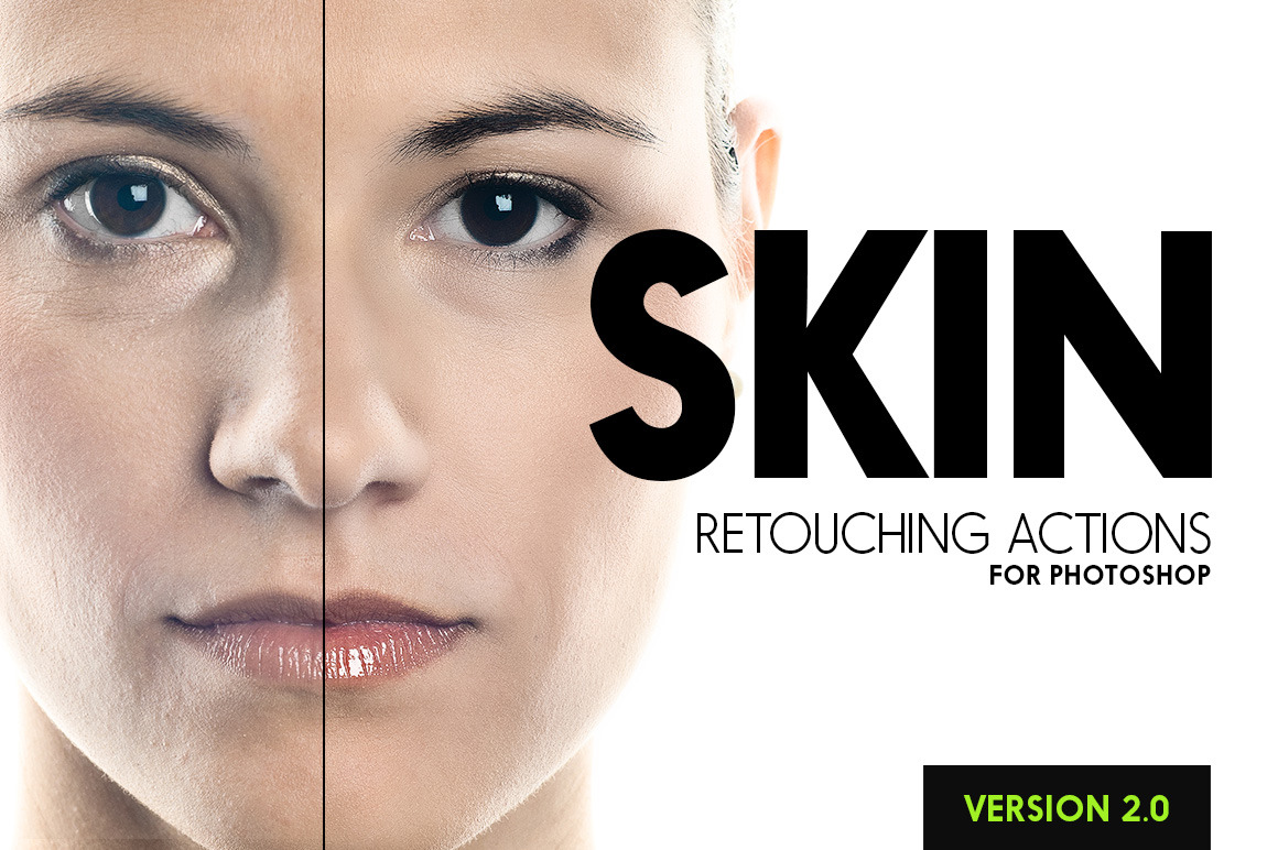 25 Retouching Actions