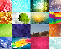 Crystalized-Backgrounds