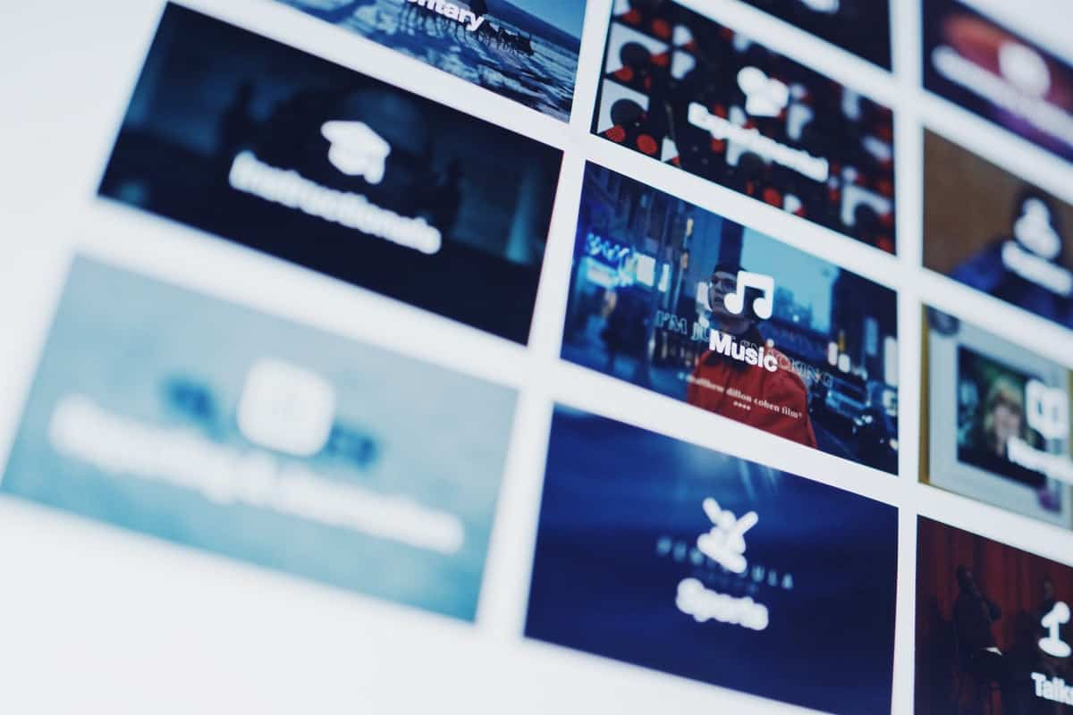 Vimeo Video Categories