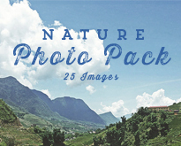 nature photo pack preview
