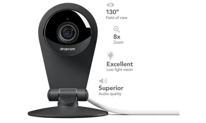 Dropcam Pro Wi-Fi Wireless Video Monitoring Camera