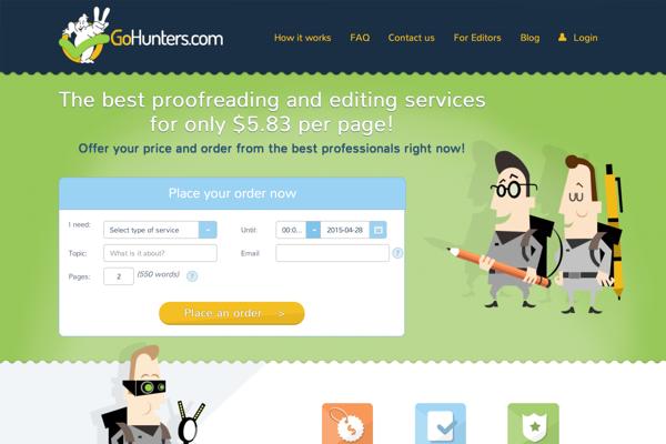 Dissertation proofreading service checklist Proofreading Help Online