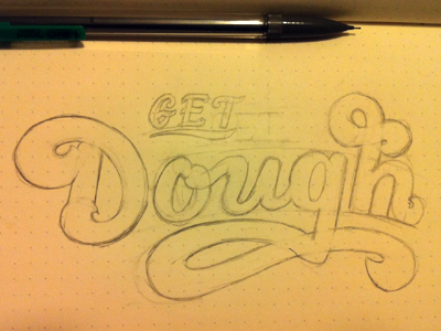 Get Dough by Nick Slater