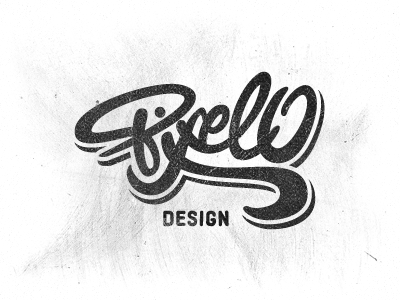 Pixelo Logo by Gert van Duinen