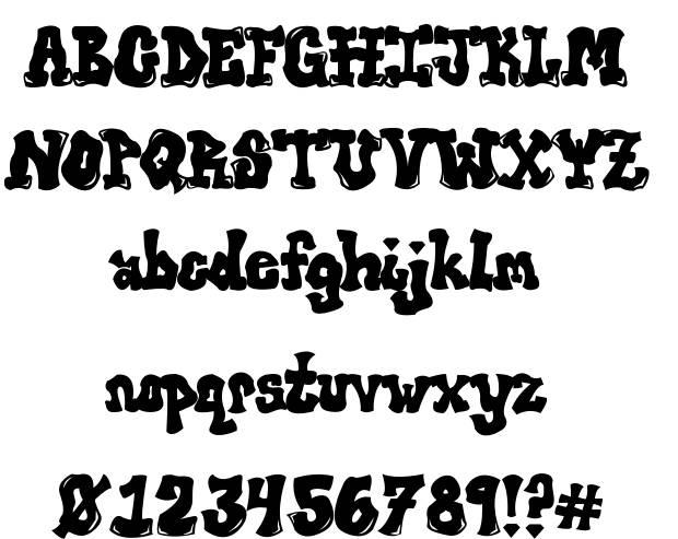 Dapa Font
