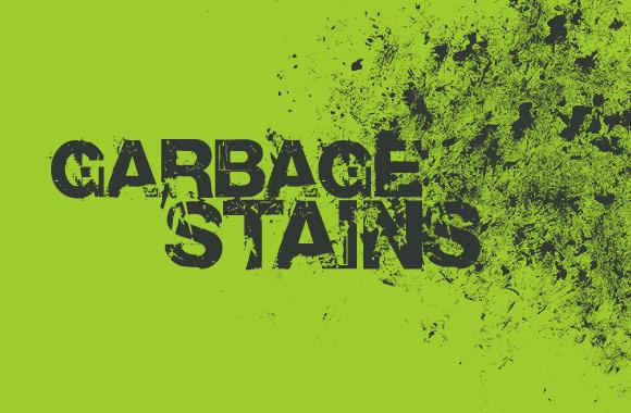 Garbage Stain Brushes
