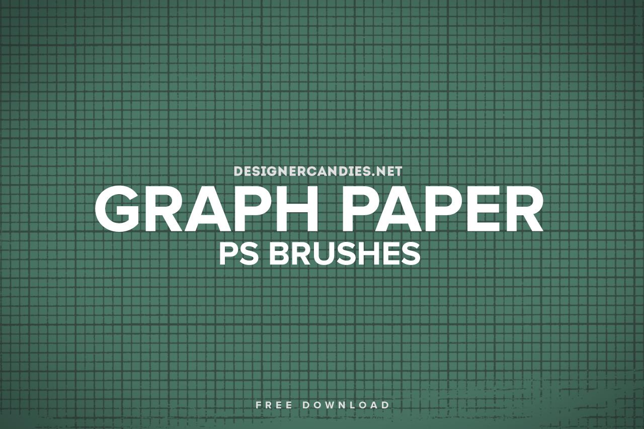 Graph Paper Brush Set