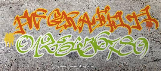 PW Graffiti