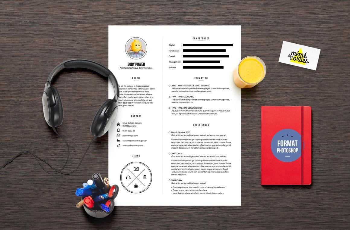 cv-resume-template