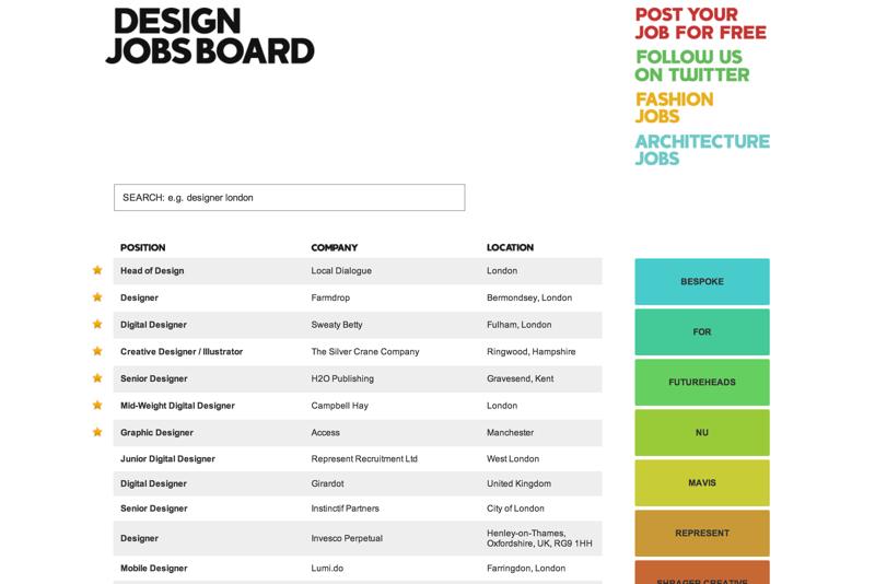 designjobsboard