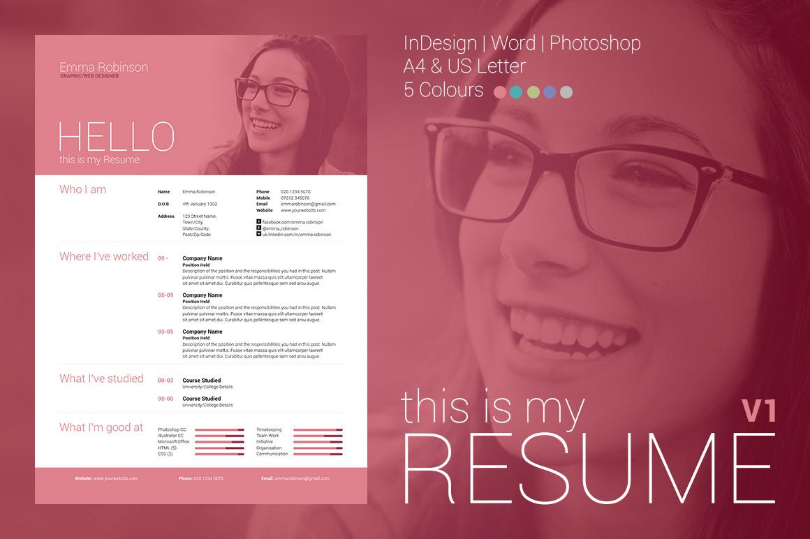 my-resume-v1