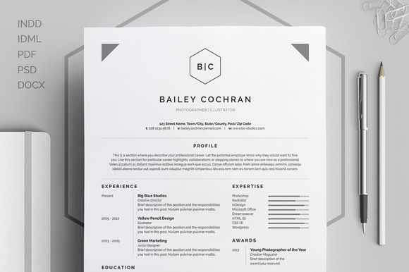 general resume guaranteed resumes 30 sexy resume templates guaranteed to get you hired inspirationfeed