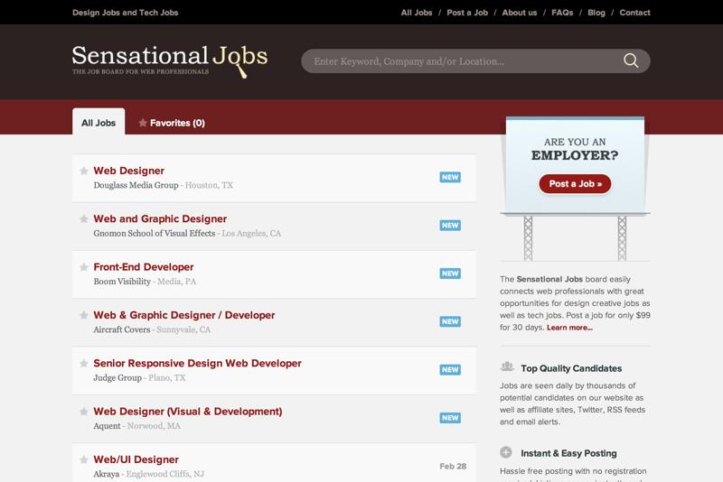 sensationaljobs