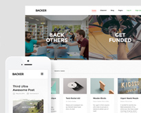 unusual wordpress themes