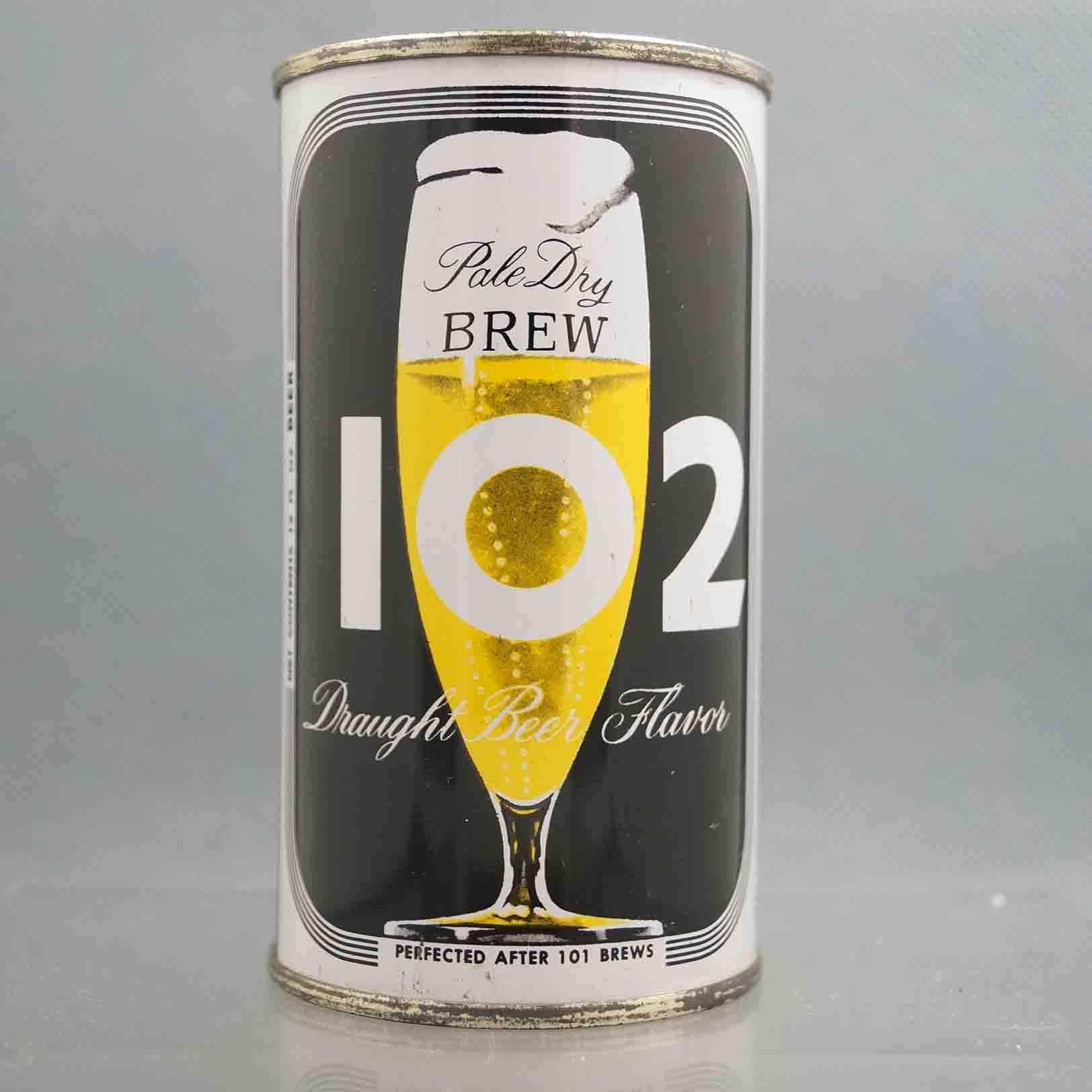 102 Pale Dry Brew