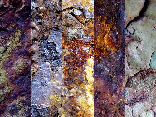 25 Apocalyptic High Resolution Rust Textures