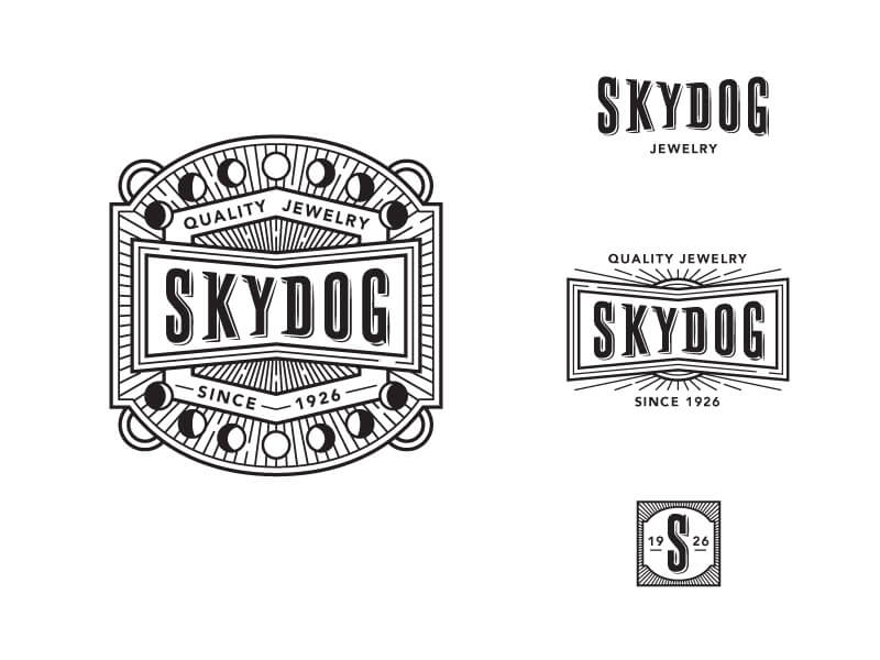 30 Logo Designs That Choose Beauty Over Simplicity