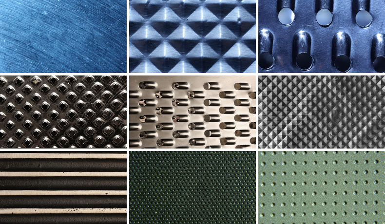 9 High Resolution Metal Surface Textures