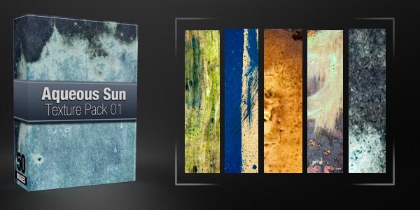 Aqueous Sun Texture Pack 2