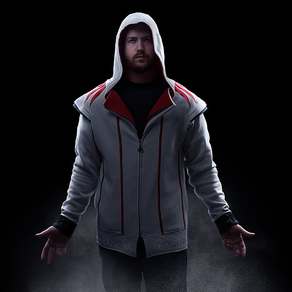 Assassin's Creed Ezio Costume Hoodie