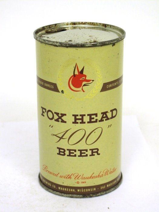 Fox Head Beer