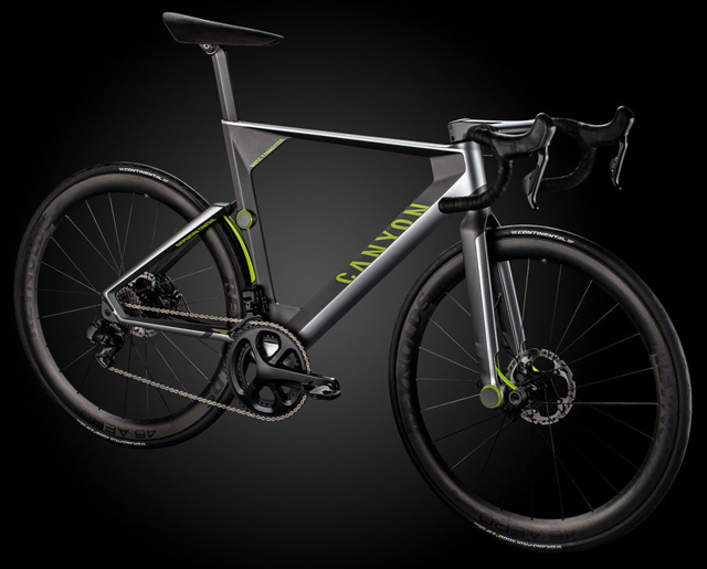 Projekt MRSC by Canyon Bicycles
