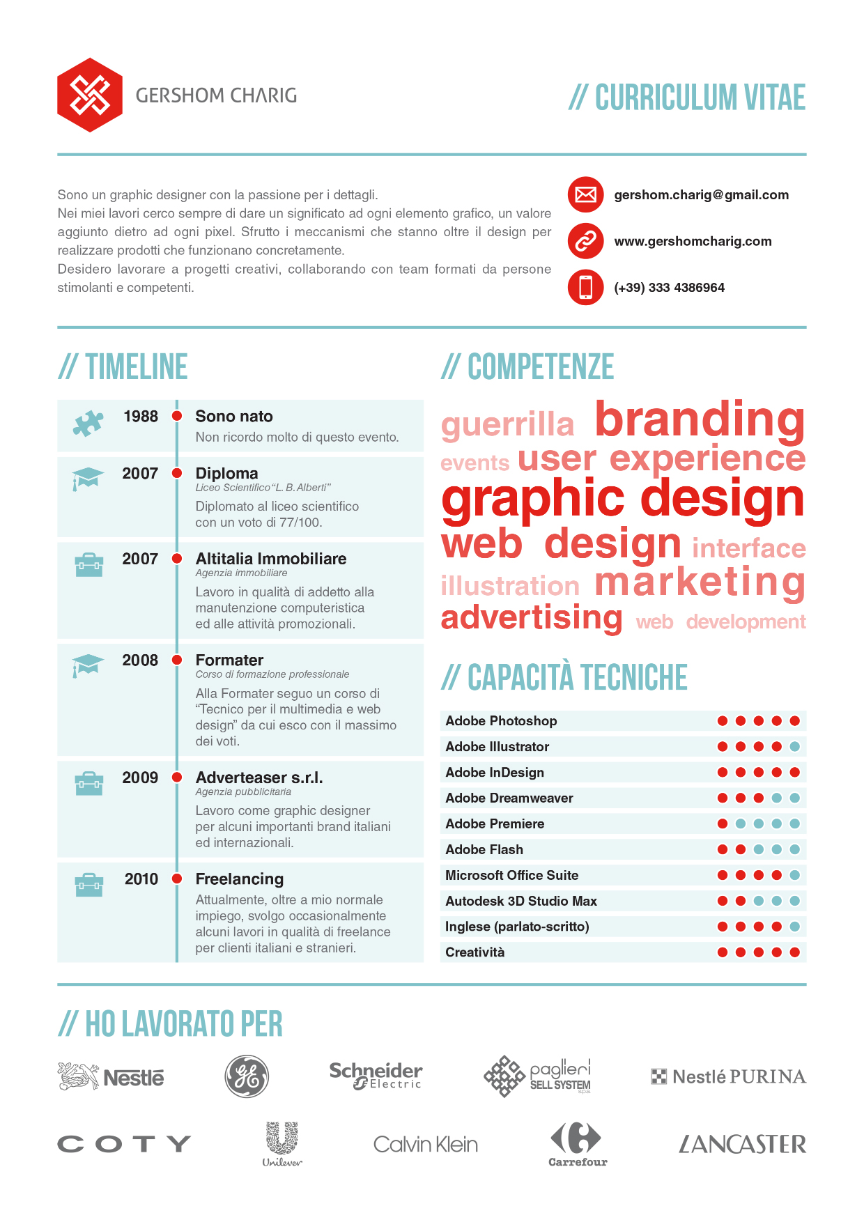 30 Most Visually Creative Resumes You ve Ever Seen