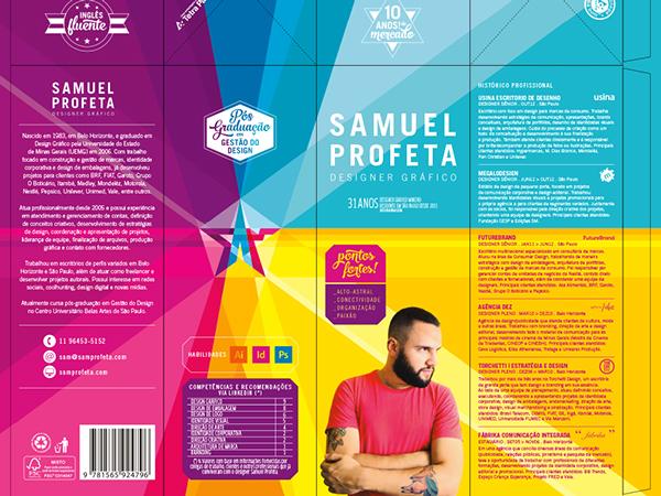 Resume by Samuel Profeta1