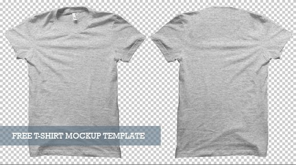 T-Shirt Mockup Template