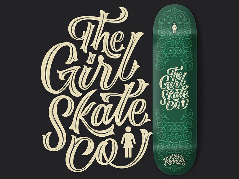 The Girl Skate Co. by Scott Biersack