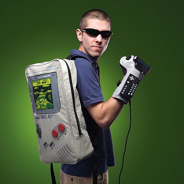 TravelBoy Backpack