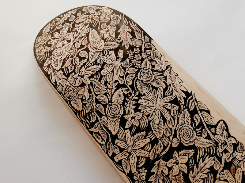 Wood by Sam Dunn
