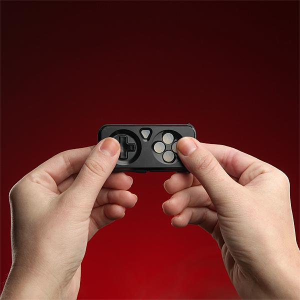 iMpulse - World's Smallest Gaming & Media Controller