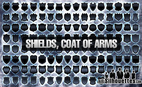 120 Vector Shields