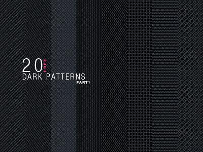 20 Dark patterns by Spovv