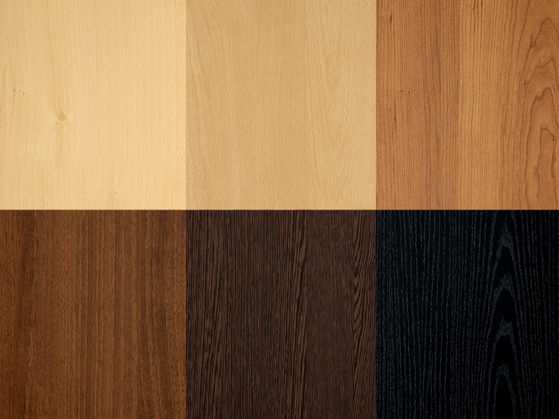 6 Free Wood Patterns by Pixeden