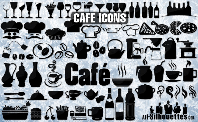 78 Cafe Icons