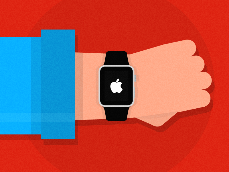 Apple Watch by Tom Loots
