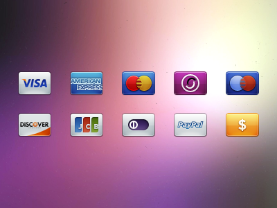 Card:Payment Icons by Visual Idiot